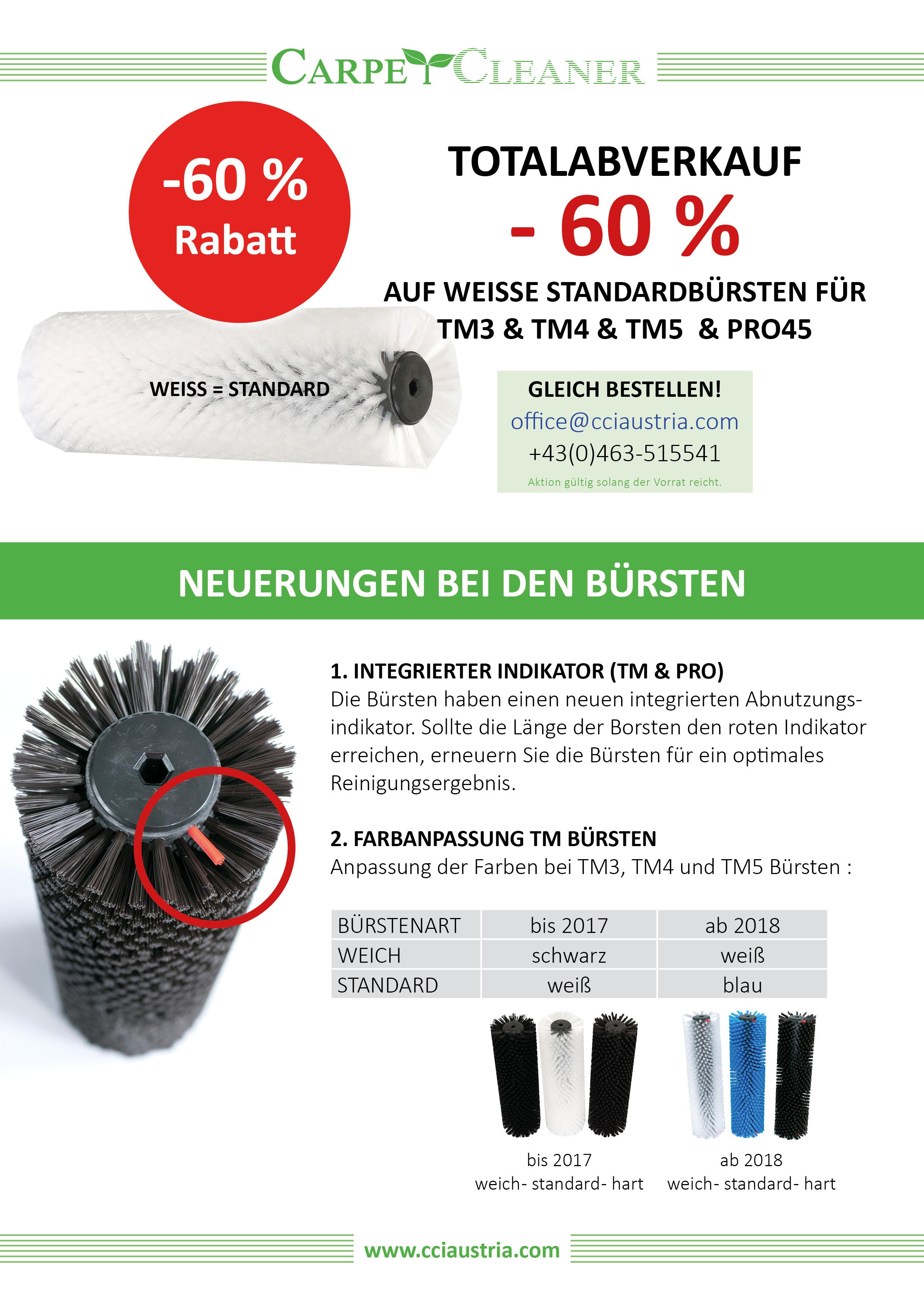 Carpet Cleaner Industries - ökologische Reinigung textiler ...